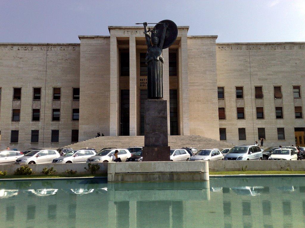 universita degli studi di roma la sapienza universidad